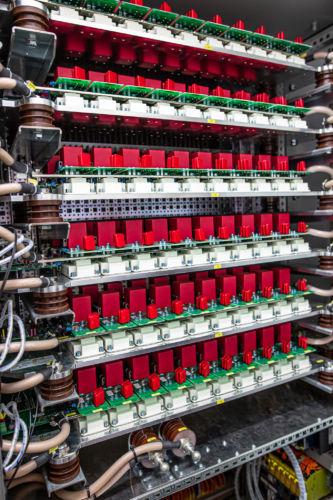 Stromstoßanlage